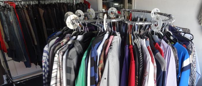 kledingafdeling
