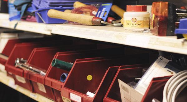 Tweedehands gereedschap kringloopwinkel tholen